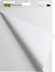 Flipchart-Block Meeting Chart, weiß, 90 g/qm, blanko/blanko, 30 Blatt