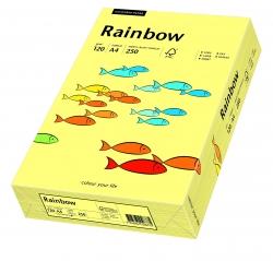 Rainbow Pastell - A4, 120 g/qm, hellgelb, 250 Blatt