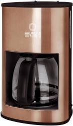 Kaffeemaschine - Glaskanne kupfer