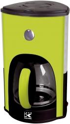 Kaffeemaschine - Glaskanne grün