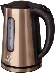 Wasserkocher - 1,7 Liter, kupfer