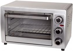 Multi- und Pizzabackofen - 1.200 Watt, silber