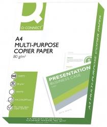 Kopierpapier ECF - A4, 80 g/qm, 500 Blatt