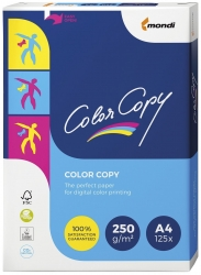 ColorCopy® - A4, 250 g/qm, weiß, 125 Blatt