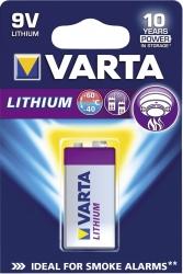 Batterien Ultra Lithium - E-Block, 9 V