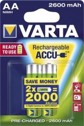 Rechargeable Accu Power - Mignon/AA, 1,2 V