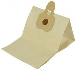 Papierfilterbeutel 10er Pack für Hitachi Staubsauger CV-300P und CP-400P ECO