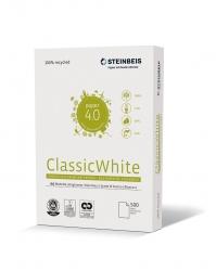 Classic White A4, 80g, weiß, 500 Blatt