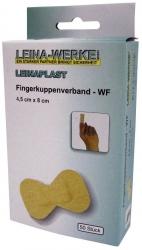 Fingerkuppenverband - 50 Stück lose, 4,5 cm x 8 cm elastisch