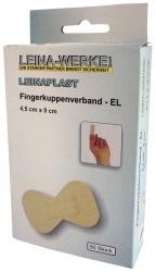 Fingerkuppenverband - 50 Stück lose, 4,5 cm x 8 cm wasserfest