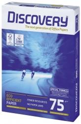 Kopierpapier Discovery - A3, holzfrei, 75 g/qm, weiß, 500 Blatt