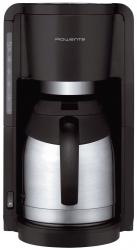 Edelstahl Thermo Kaffeemaschine CT 3818, schwarz