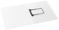 Clipmappe PP mit Jalema Clip Heftmechanik - A4, weiß