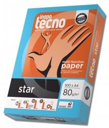 Multifunktionspapier - A4, holzfrei, 80 g/qm, weiß, Pack à 500 Blatt