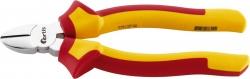 Seitenschneider VDE - 160 mm, rot/gelb