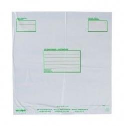 Versandtasche EasyGo - 460 x 430 mm, 10 Stück, Polyethylen