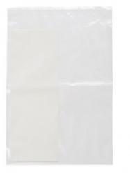Versandtasche Versa economy - 240 x 320 mm, transparent, 100 Stück, Polyethylen