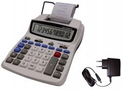 Tischrechner 1222E II - druckend, weiß