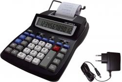 Tischrechner 1225B II - druckend, schwarz