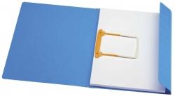 Schnellhefter Clip-Mappe Secolor - A4, blau