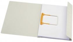 Schnellhefter Clip-Mappe Secolor - A4, grau