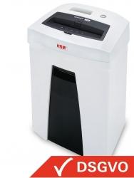 Aktenvernichter SECURIO C16 - 3,9mm, Streifenschnitt, 12-14 Blatt, weiß