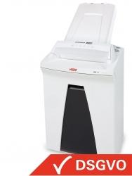 Aktenvernichter SECURIO AF 300 - Partikelschnitt 4,5x30mm, Autofeed