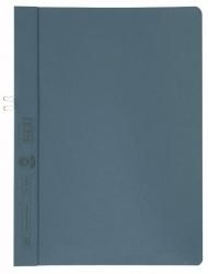 Klemmmappe, Manilakarton (RC), 250 g/qm, für 10 Blatt A4,blau
