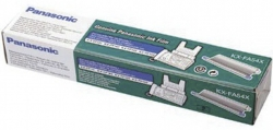 Panasonic Thermotransfer-Rollen schwarz, 210 Seiten, KXFA54X
