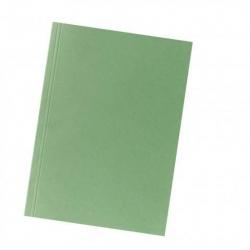 Aktendeckel A4 grün, Manilakarton 250 g/qm