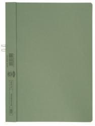 Klemmmappe, Manilakarton (RC), 250 g/qm, für 10 Blatt A4, grün