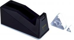 Tischabroller C10 - Klebefilm bis Bandgröße 66 m x 25 mm, schwarz