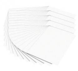 Fotokarton - A4, weiß