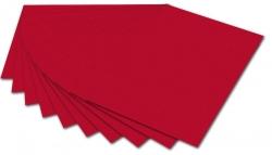 Fotokarton - A4, rot
