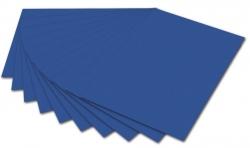 Fotokarton - A4, blau