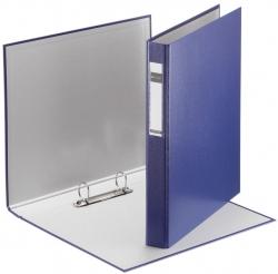 4210 Ringbuch Maxi - A4, 25mm, 2 Ringe, PP, blau