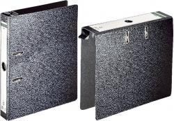Hängeordner Hartpappe - A4, 50 mm, schwarz