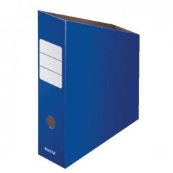 2426 Stehsammler, A4, Feinwellpappe, blau