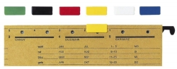 6069 Signalreiter ALPHA®, 50 Stück, grün