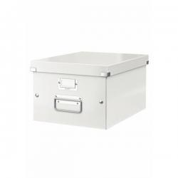 Archivbox WOW Click & Store - für A4, weiß