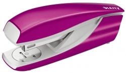 5502 Büroheftgerät NeXXt, Metall, 30 Blatt, pink metallic