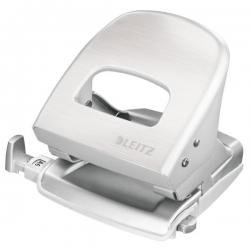 5006 Bürolocher NeXXt Style, Metall, 30 Blatt, arktis weiß