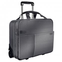 Complete Trolley  Smart Traveller - Handgepäck, Polyester, silber grau