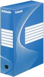 Archiv-Schachtel - DIN A4, Rückenbreite 10 cm, blau