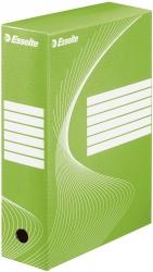 Archiv-Schachtel - DIN A4, Rückenbreite 10 cm, grün