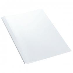 177160 Thermobindemappe Standard, A4, Rückenbreite 4 mm, 100 Stück, weiß