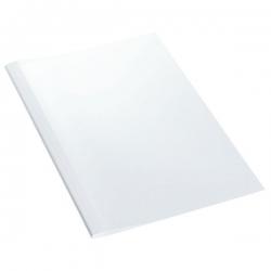 177161 Thermobindemappe Standard, A4, Rückenbreite 6 mm, 100 Stück, weiß