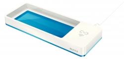 5365 Stifteschale WOW Duo Colour - mit Induktionsladegerät, blau metallic