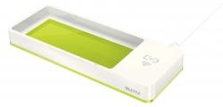 5365 Stifteschale WOW Duo Colour - mit Induktionsladegerät, grün metallic