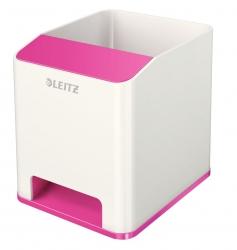 5363 Sound Stifteköcher WOW Duo Colour - pink metallic